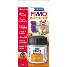 FIMO lakk - Blank transparent, 35 ml