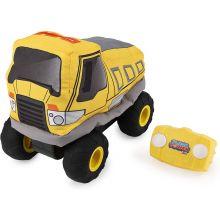 Fjernstyrt bil i plysj - Lastebil