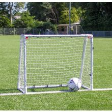 Fotballmål i stål 1 stk. - 110 x 90 cm.