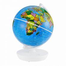 Globus, interaktiv - Natt og dag