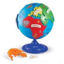 Globus - Puslespill