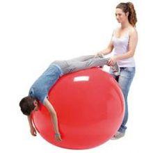Gymnastikkball 85 cm rød