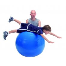Gymnastikkball 95 cm blå