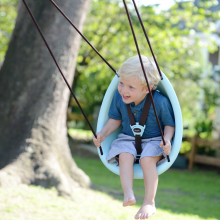 Huske - Baby, Kiwi lyseblå