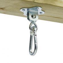 Husketilbehør - Krok i galvanisert stål