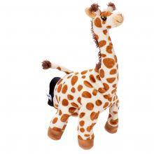 Hånddukke - Giraff