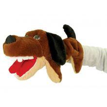 Hånddukke -  Logopedisk - Hund