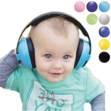Hørevern 0-2 år - Ensfarget