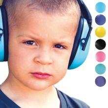 Hørevern 2-10 år - Ensfarget