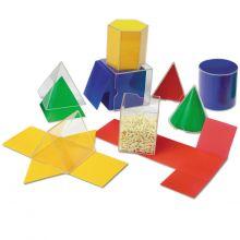 Hands-on geometri, 16 deler