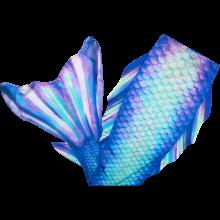 Havfruehale Basic - Hale + monofinne, Pacific