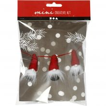 Julepose - Nisser på snor