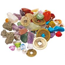 Juveler i stoffpose