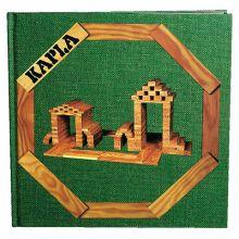Kapla inspirasjonsbok - Grønn (Lett)