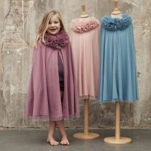 Kappe i tyll, 6-8 år - Flere farger