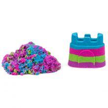 Kinetic Sand - Regnbue slott (141 gram)