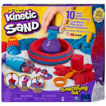 Kinetic Sand - Sandtastisk byggesett