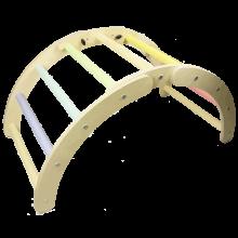 Klatrestativ - Pastell, Halvsirkel