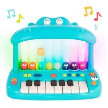 Piano - Flodhest med lyd og lys
