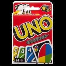 Kortspill - Uno