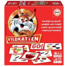 Kortspill - Vildkatten GO!