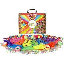 Krea-koffert - Pang-farger, 350 deler