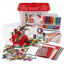 Kreativ kasse - Jul, klassisk
