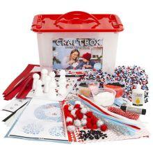 Kreativ kasse - Jul, moderne
