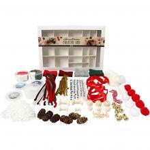 Kreativ kasse - Tradisjonell jul