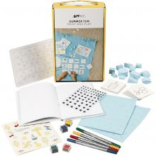 Kreativ med papir og kartong