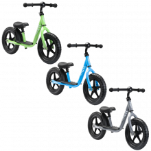 Løpesykkel i metall | Skumdekk | Medium