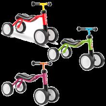 Gåsykkel/ balansesykkel - Puky Wutsch