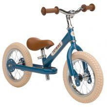 Løpesykkel Trybike med to hjul - Blå