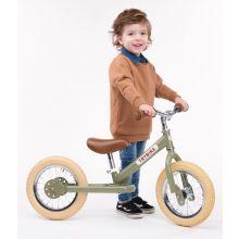 Løpesykkel Trybike med to hjul - Grønn