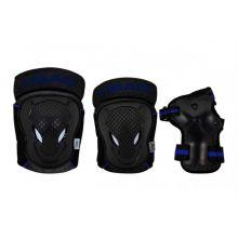 Sparkesykkel tilbehør - Beskyttelse utstyr (Blå)