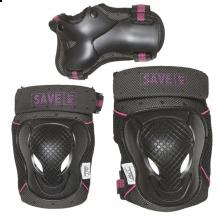 Sparkesykkel tilbehør - Beskyttelse utstyr (Rosa)