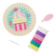 Lær å sy - Cupcake