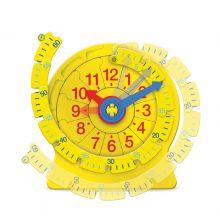 Lær Klokken - Med avtagbar tallinje