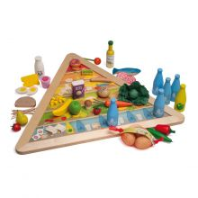 Lær om ernæring - Matpyramide inkl. lekemat