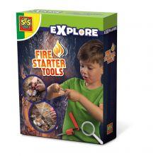 Lær å lage ild