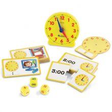 Lær klokken - Aktivitetssett