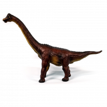 Dinosaur - Brachiosaurus i naturgummi