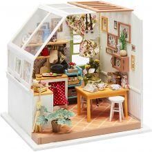 Lag et miniatyrrom - Kjøkken