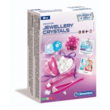 Lag krystall smykker