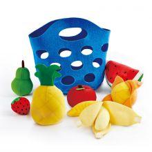 Lekemat i plysj - Frukt