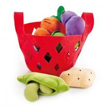 Lekemat i plysj - Grønnsaker