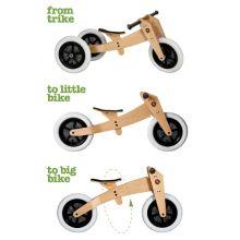 Løpesykkel - Wishbone 3-i-1 Original tre