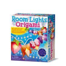Lag din egen origami lyskjede