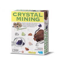 Utgrav krystaller