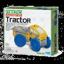 Mecho - Bygg din egen traktor